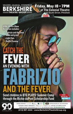 Fabrizio and The Fever Poster_11x17-1