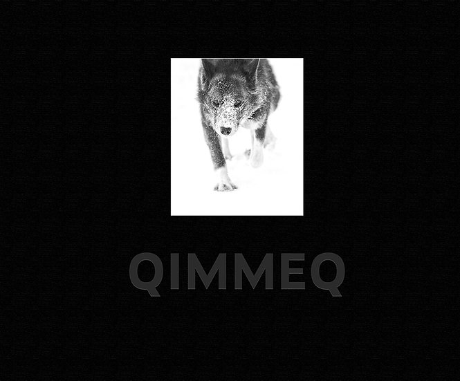 QIMMEQ - The Greenland Sled Dog - ENGLISH version