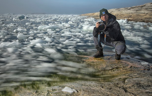 Carsten E in the largest photo festival for nature photography