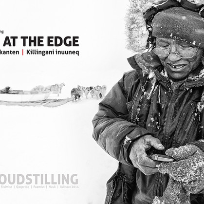 Exhibition LIFE AT THE EDGE kicks off tour in Greenland