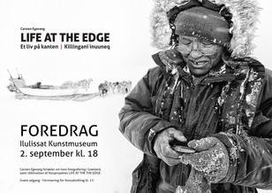 Talk in Ilulissat