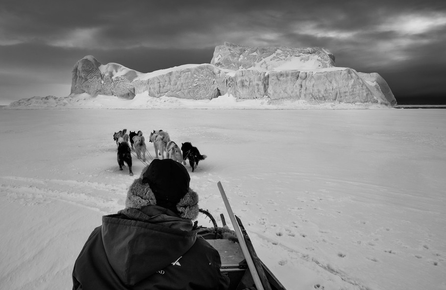 In Greenland: CLIMATE CHANGE IS NOW!