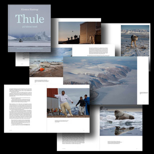 New masterpiece of a book ... THULE