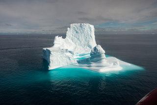 World class icebergs