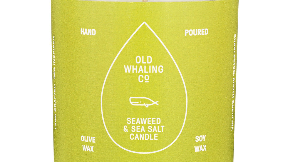 Seaweed & Sea Salt Candle