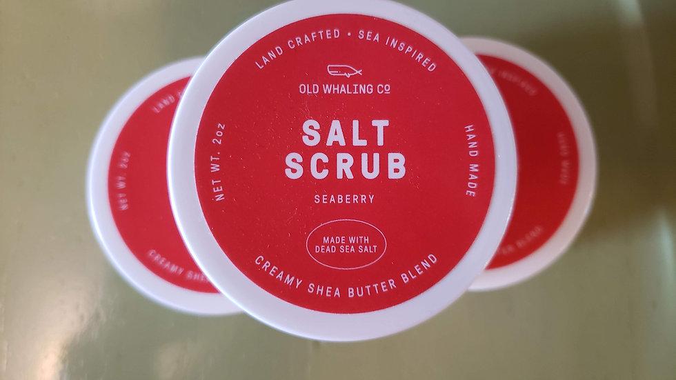 Seaberry Salt Scrub 2oz