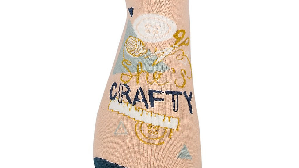 She's Crafty - Ankle Socks