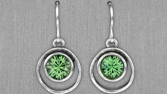 Patricia Locke Skeeball Earrings