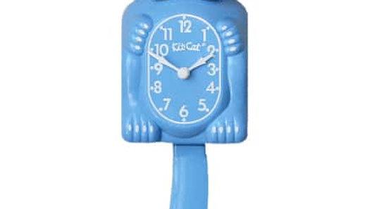 Serenity Blue Limited Edition Kit-Cat Klock (15.5″ high)