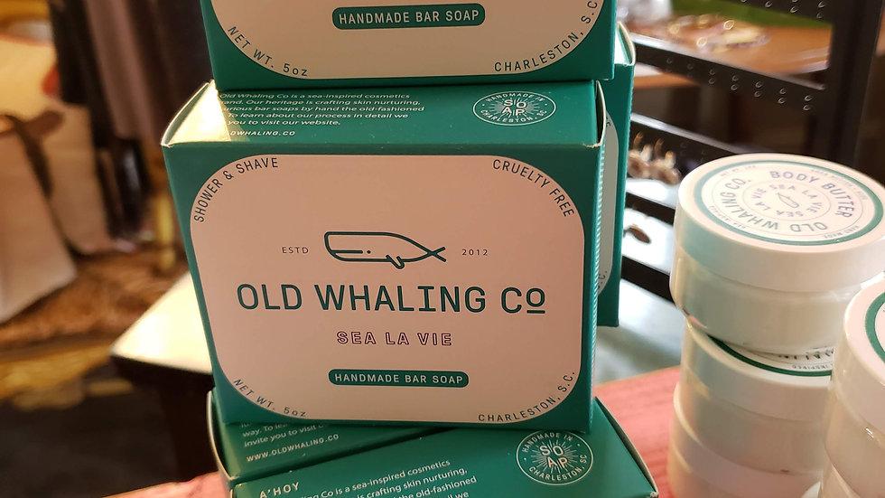 Old Whaling Handmade Soap Sea La Vie