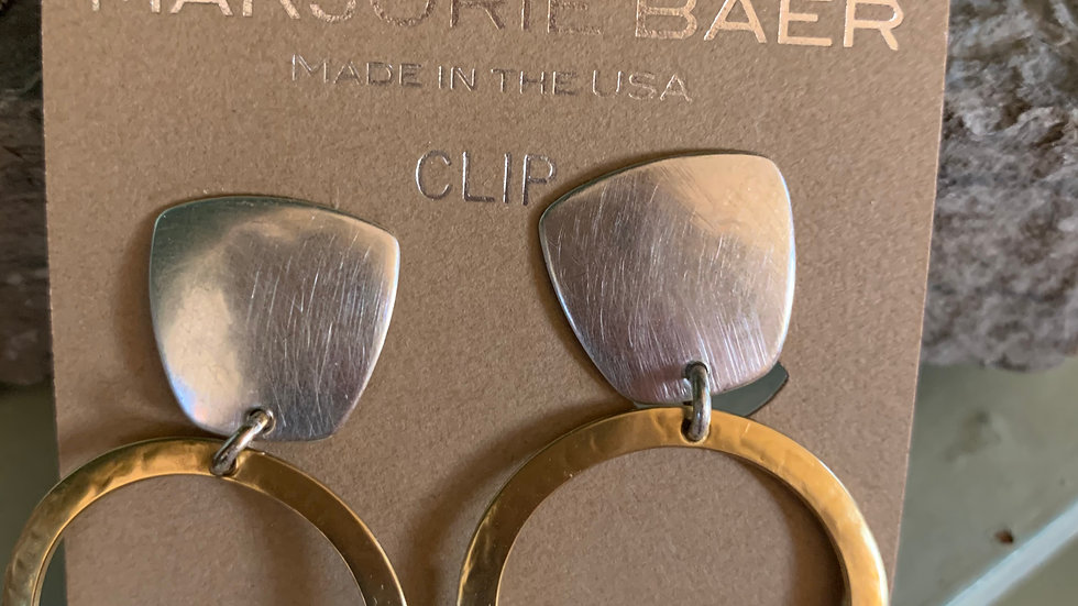 Marjorie Baer Earrings-CLIP