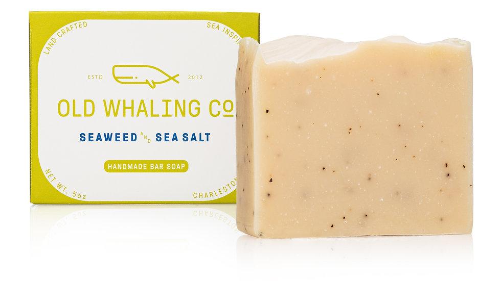 Seaweed & Sea Salt Bar Soap