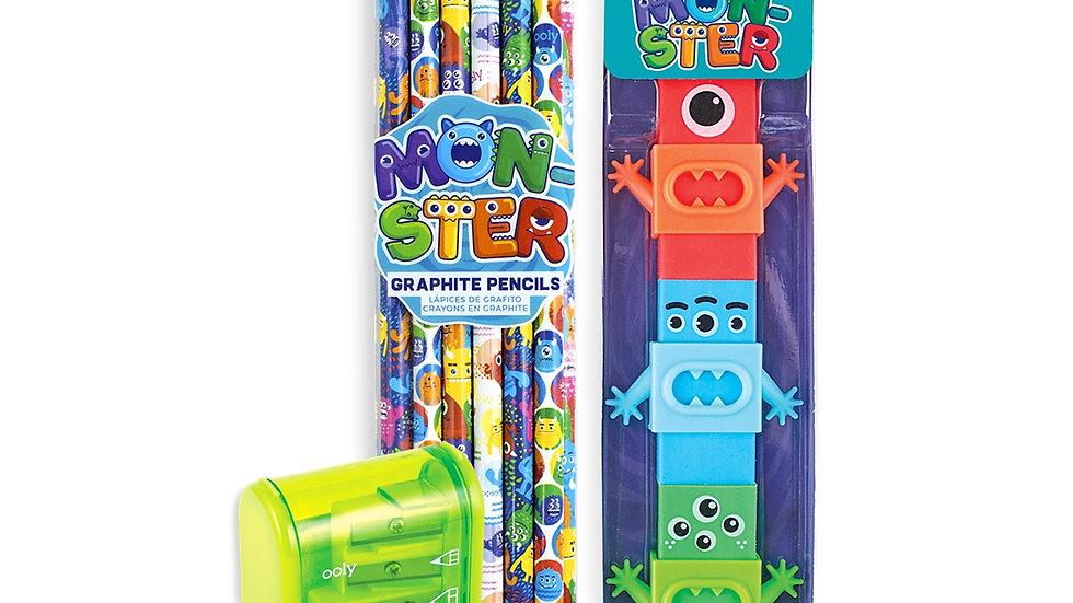 Monsters Happy Pack