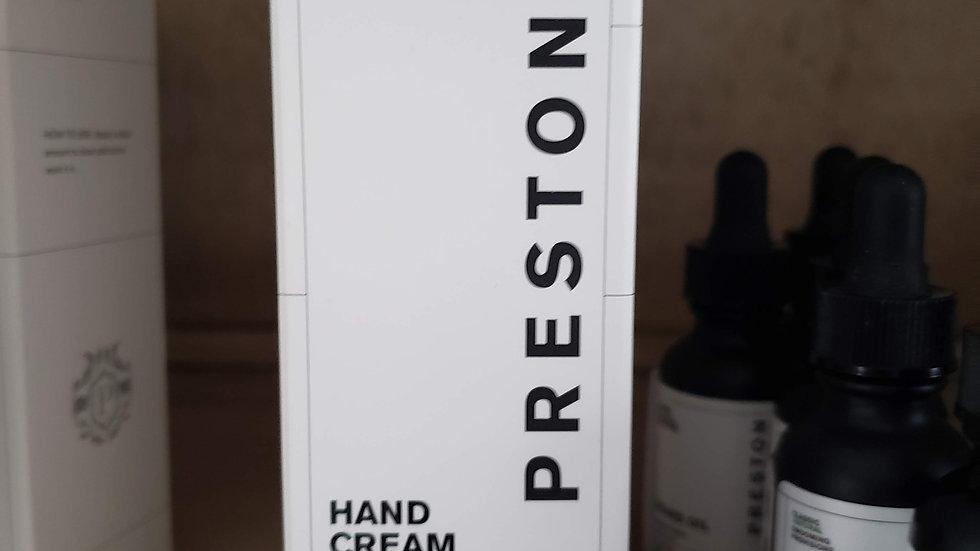 Preston Hand Cream Nomad Scent
