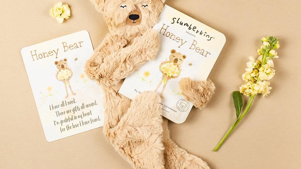 Honey Bear Snuggler