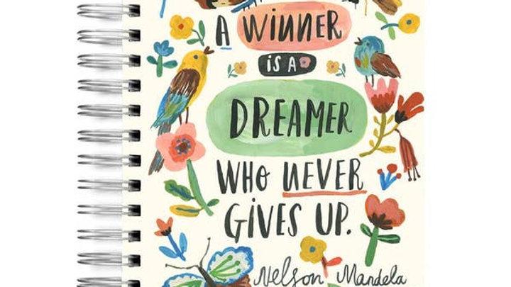 A Winner is a Dreamer Journal