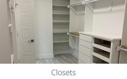 Closet Cover Picture - Da Vinci Construc