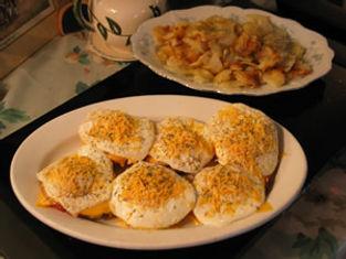 eggs beneditc, bed & breakfast, Lancaster PA