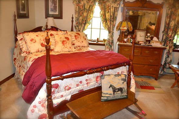 Double bed, bed & breakfast, Lancaster PA