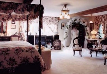 King bed, bed & breakfast, Lancaster PA