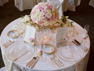 """ABC"" in Etiquette - Part 1 - Using Your Place Setting As A Dining Map"