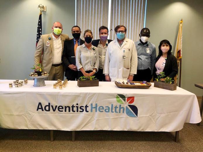AHMC leadership team.