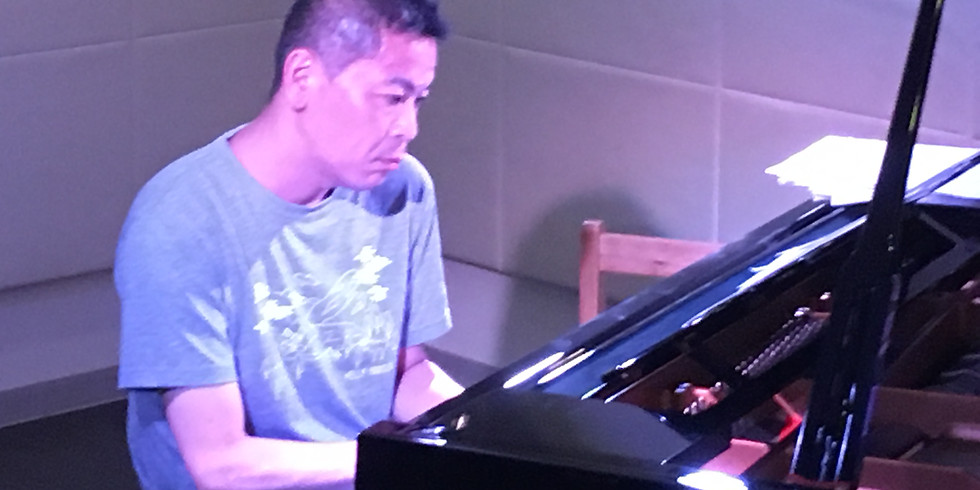 道脇 直樹 solo piano