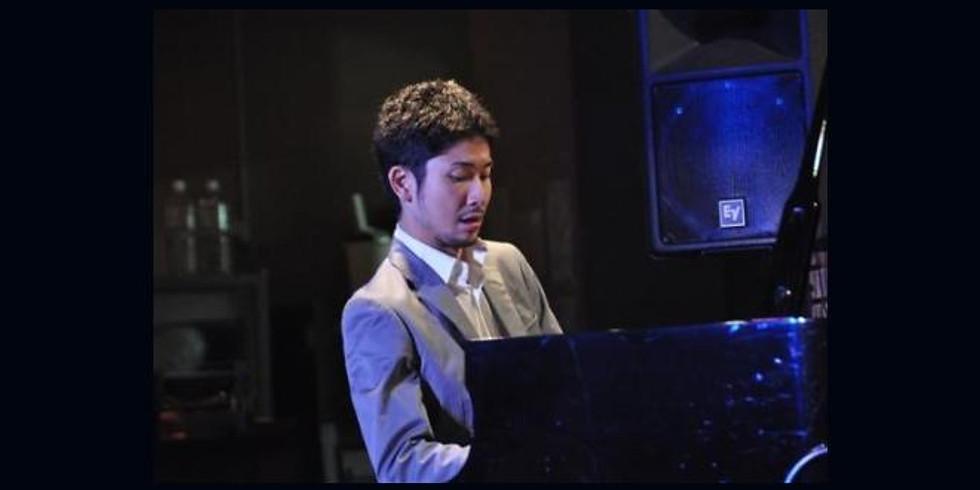 中嶋錠二 solo piano