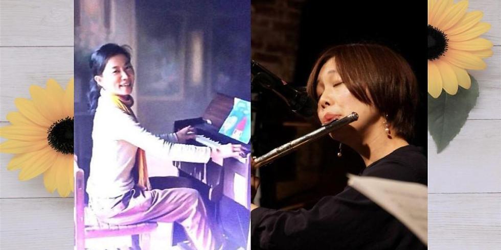 小林 豊美 + 栗田 妙子 duo