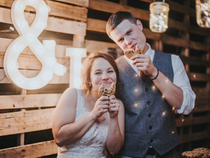 DIY Pinterest Wedding to Die for