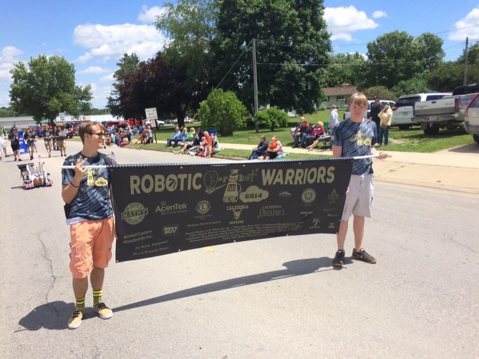2017 Summer Parades
