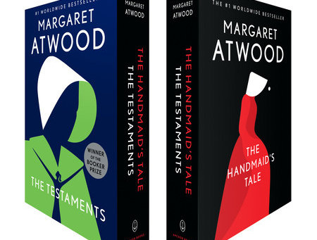 Review: Handmaid's Tale and The Testaments by Margaret Atwood