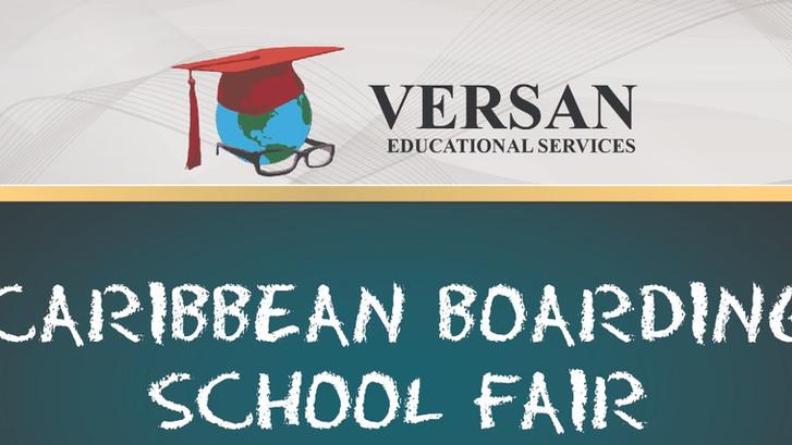 The Caribbean Boarding School Fair 2018 Launches Tomorrow.