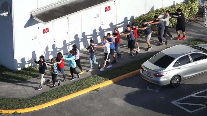Valentine's Day Massacre in USA Wednesday Blog