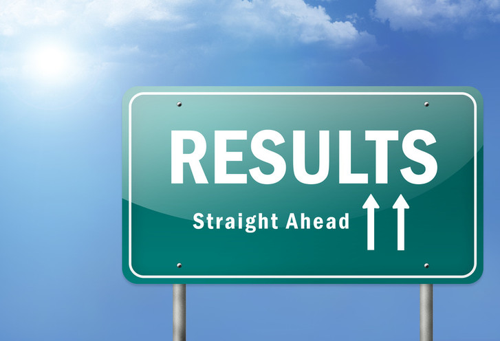 """THE RESULTS ARE COMING...."" WEDNESDAY BLOG"