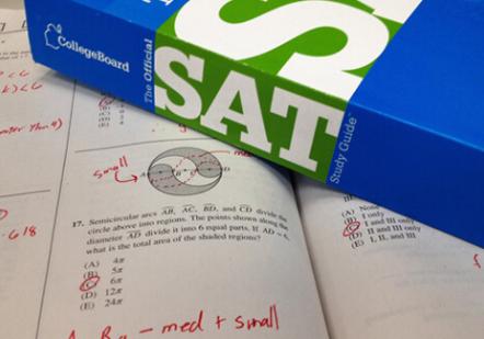 THE SAT EXAM