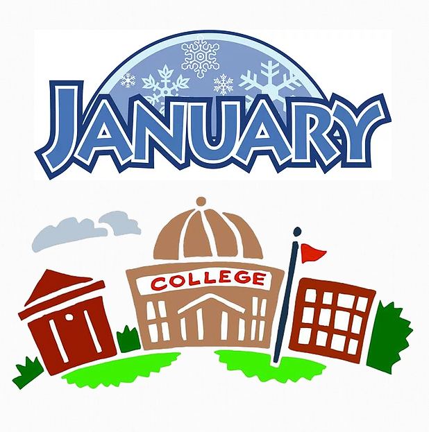 """The January Student"" Wednesday Blog"