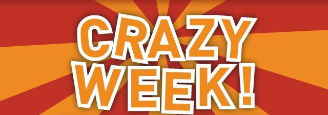 """""""A CRAZY WEEK"""""""