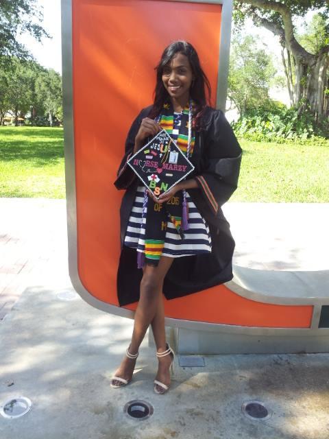 Mary Johnson's graduation.jpg