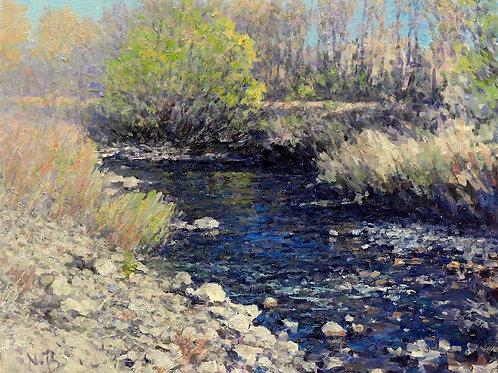 Bear Creek-Warm Day