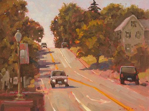 Washington Avenue, Golden