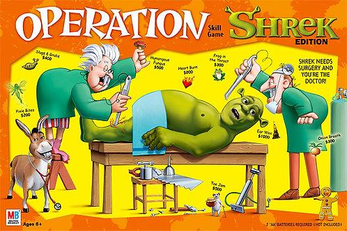 SHREK  The OPERATION Game