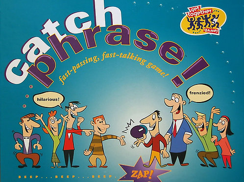 The Catchphrase game