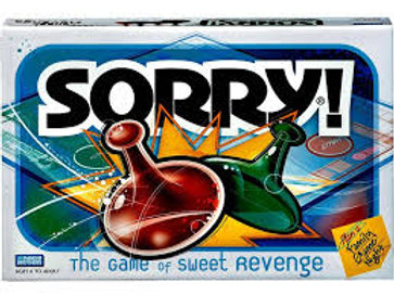Sorry! The Board Game