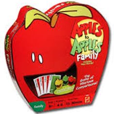 Apples to Apples Family Board Game