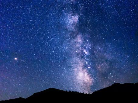 宇宙の呼吸 ~10/17新月から10/31満月まで