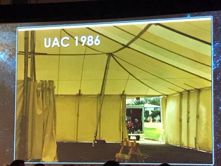 UAC2018(United Astrology Conference)参加レポ ①(プレ・カンファレンス&一日目)