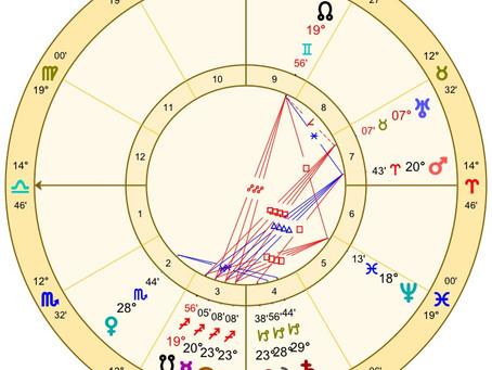 宇宙の呼吸:12/15射手座新月+日蝕「ザ・海王星な日蝕図」