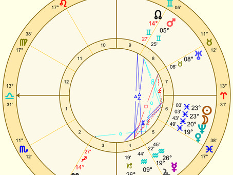 3/13魚座新月「カオスの海から真の奉仕の精神をすくい上げるとき」