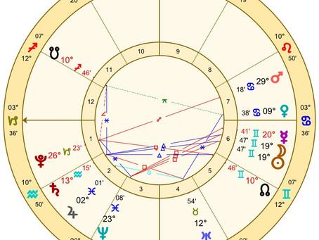 6/10双子座新月+日蝕「心が曇ると感じたら気持ちを切り替えて」